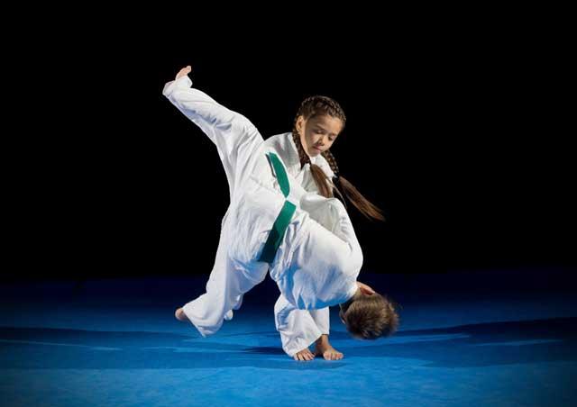 karate y algo mas