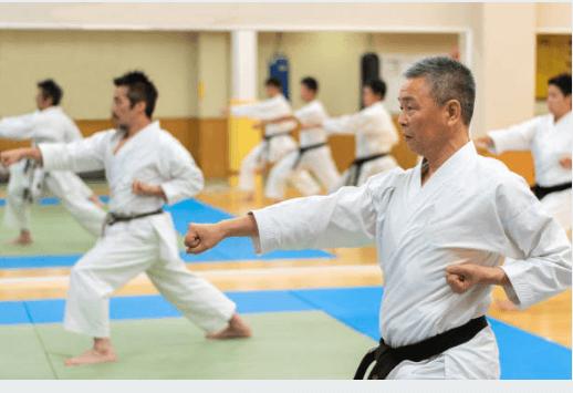5 importantes lecciones de Karate Kid