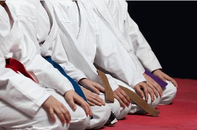 Grados y cinturones de Karate   Karate y Mas