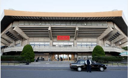 Conoce la arena Nippon Budokan