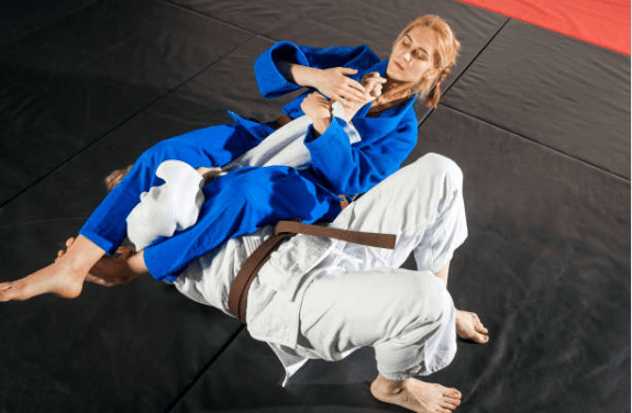 Tipos de Jiu-Jitsu