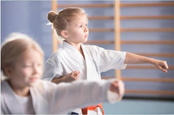 Qué cualidades desarrolla el Karate en los niños