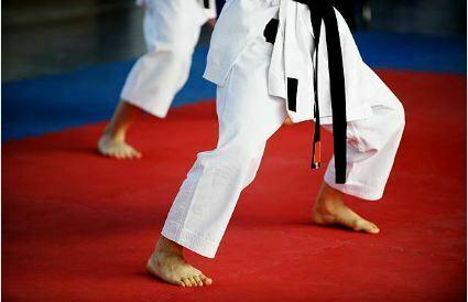 Cómo debe ser el tatami para competiciones