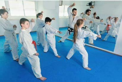 Selección karate olímpico en España