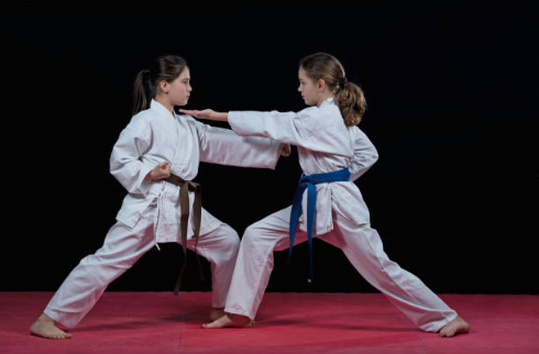 Técnicas de karate básicas