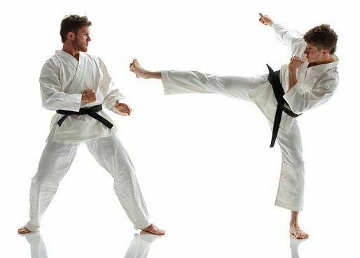 Técnicas de karate