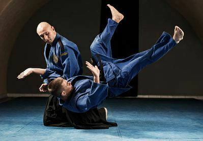 5 tipos de derribos del Jiu Jitsu