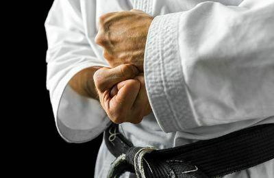 Chuck Norris, actor y gran campeón de karate