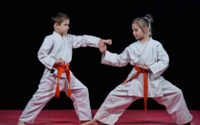Karate, una forma de fortalecer y estimular a los niños