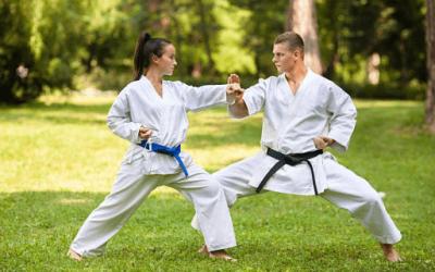 Las proyecciones más importantes del karate Shotokan