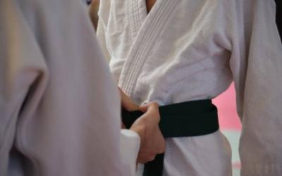 Los grados del karate
