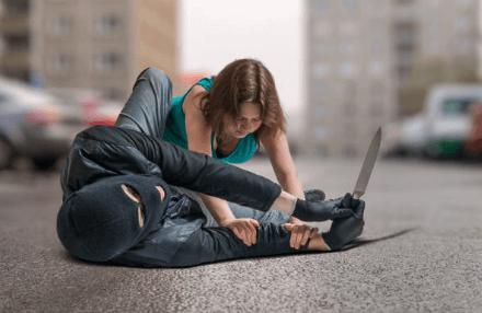 Armas improvisadas que te pueden ser de mucha ayuda en un ataque