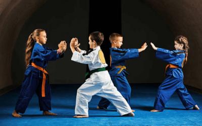 Beneficios del judo para los niños