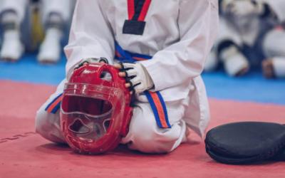 Equipamiento para practicar karate