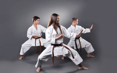 Beneficios del karate para la salud