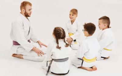 Las artes marciales como herramienta para la educación de los niños (Parte 2)