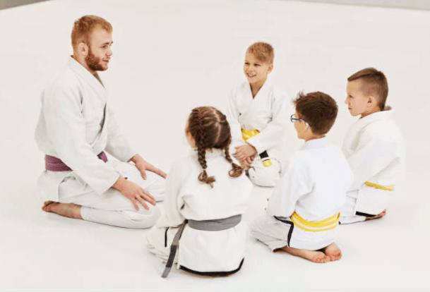 Las artes marciales como herramienta para la educación de los niños 2