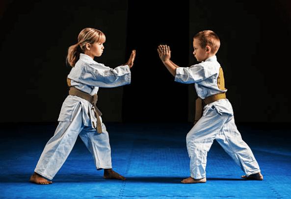 Las artes marciales como herramienta para la educación de los niños