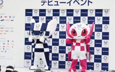 Estas son las mascotas de Tokio 2020