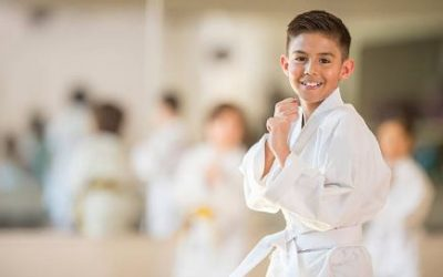 ¿Es buena idea que mis hijos aprender karate?