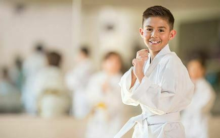 Es buena idea que mis hijos aprender karate
