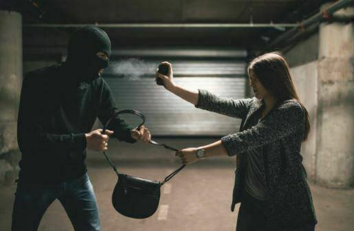Qué dice la ley sobre la defensa personal