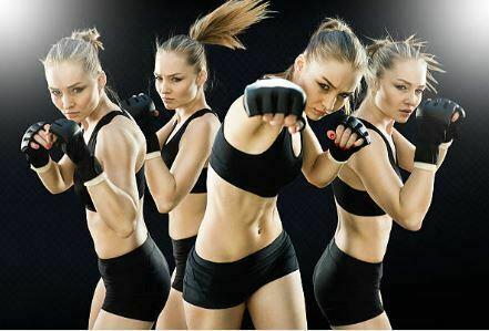 Aprender defensa personal femenina para defenderse