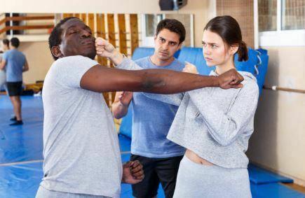 Consejos para aprender defensa personal