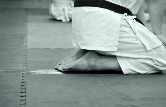 En qué difiere en karate antiguo y el moderno