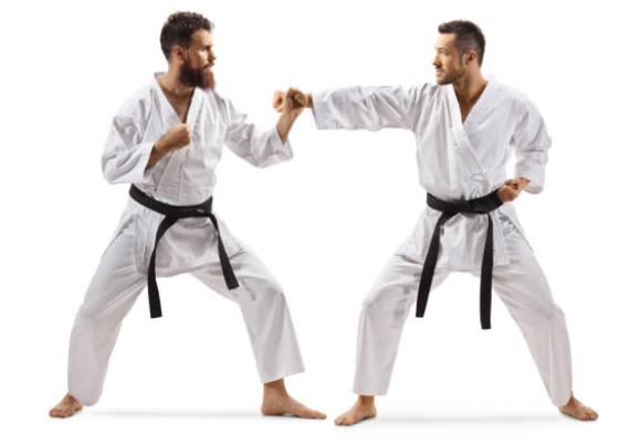 Karate combat, una competición que gana muchos aficionados