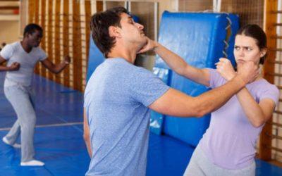 Karate herramienta frente a la violencia de género