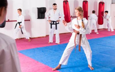 La dieta de los artistas marciales