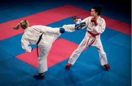 Las nuevas reglas de karateca para Tokio 2020