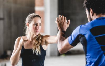 5 técnicas de defensa personal femenina