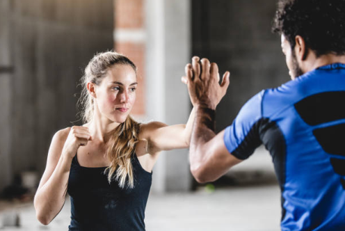 técnicas de defensa personal femenina