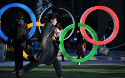 Los Juegos Olímpicos 2020 siguen en pie