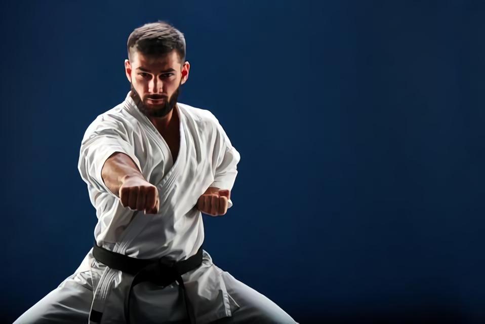 Karate arte marcial más popular