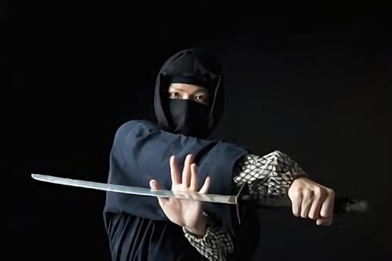 Ninjutsu un arte marcial de defensa personal
