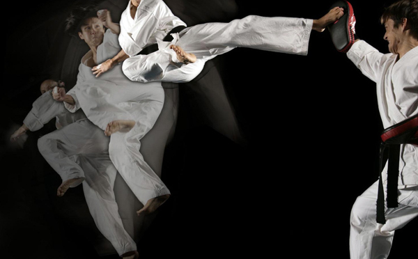 Mejorar técnicas patadas en karate