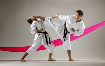 Conoce los diferentes tipos de kumite