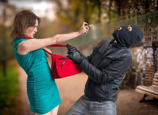 Qué arma de autodefensa elegir