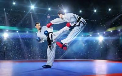 Cómo son las competiciones de Taekwondo