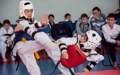 Las diferencias entre karate y taekwondo