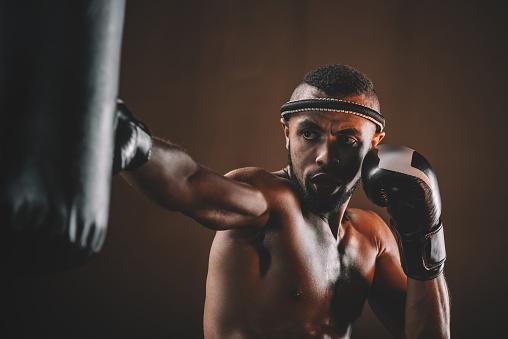 Técnicas karate en MMA