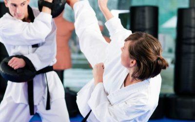 Qué artes marciales practicar después de 50 años