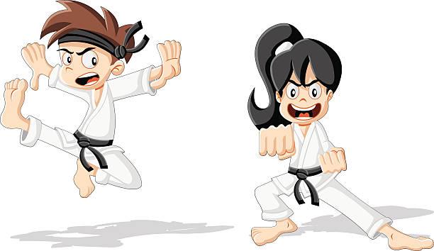 Deporte de defensa personal para los niños