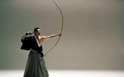 Kyudo: el camino del arco, un arte marcial japonés