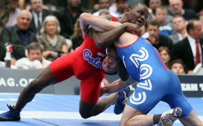 La lucha un deporte olímpico y tradicional presente en todos los continentes