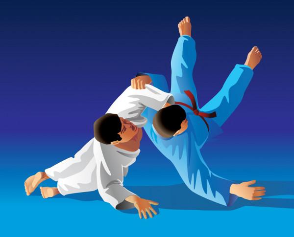 Judo un arte marcial olímpico