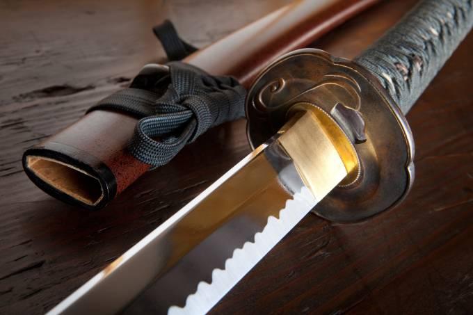 artes marciales que utilizan katana